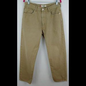 Levi's 550 Jeans, Size 34x32